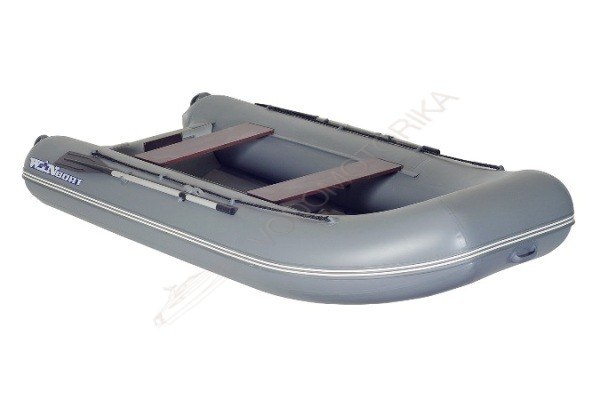 жестко-надувная лодка велес