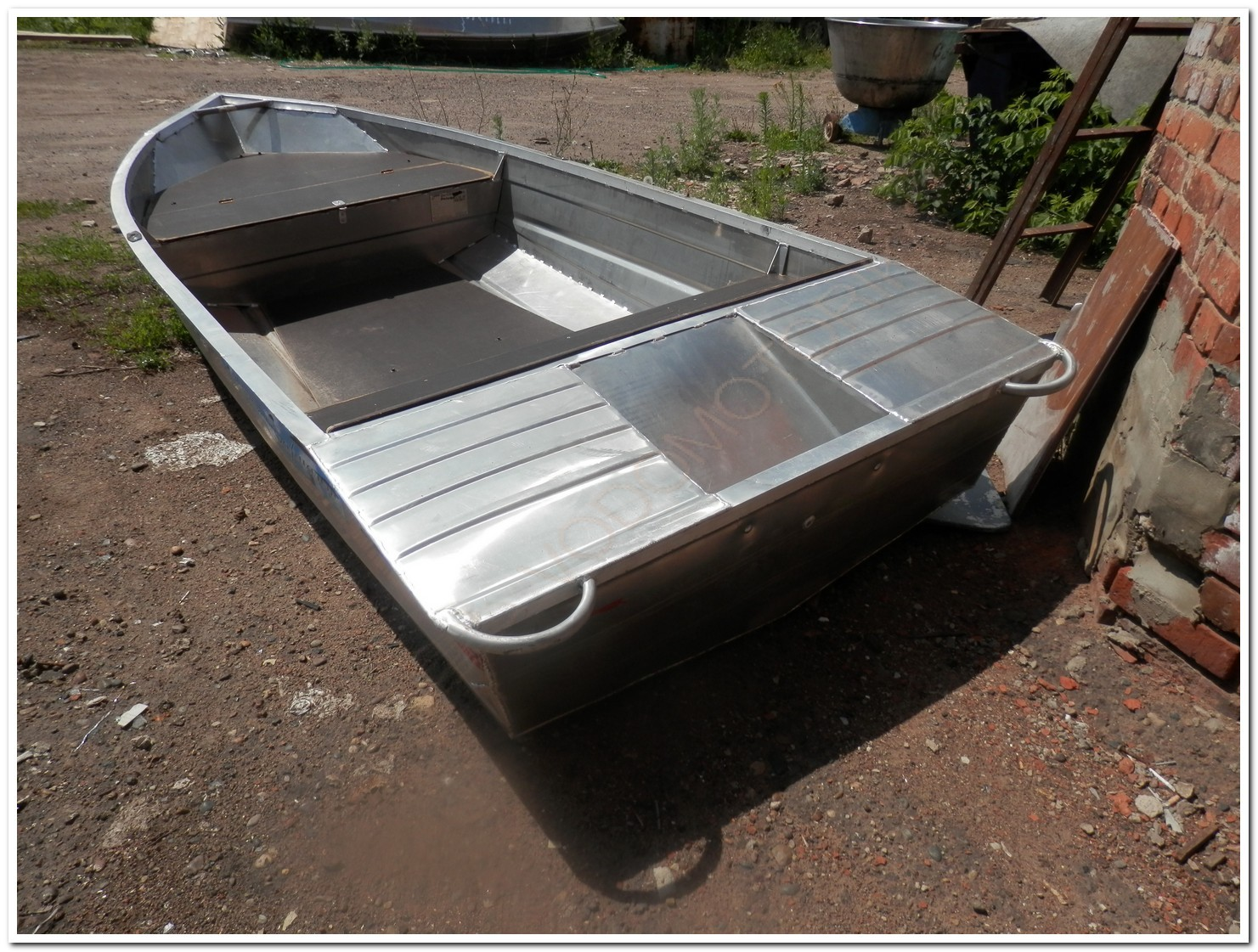 моторная лодка вятка вариант